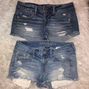 Bundle of American Eagle Jean Shorts